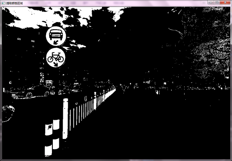 Traffic Sign Recognition Based on OpenCV | Develop Paper