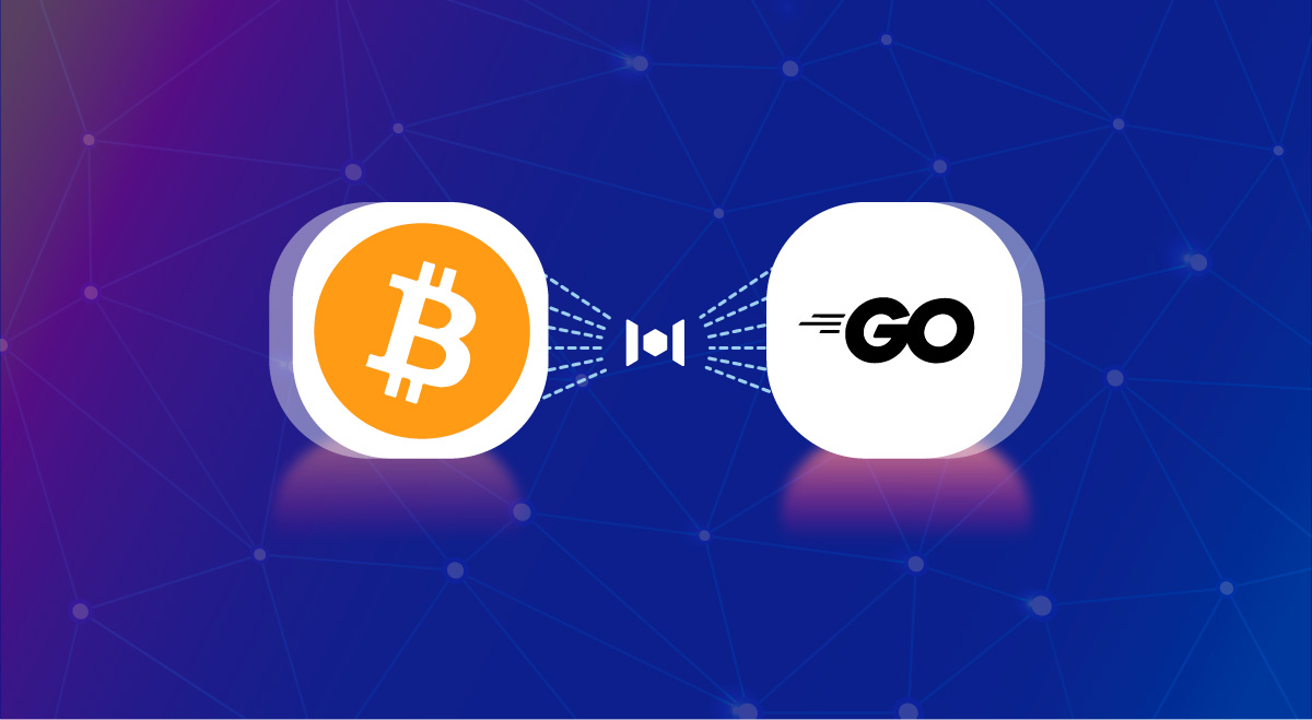 Bitcoin Development Course in Go Language Based on Mixin